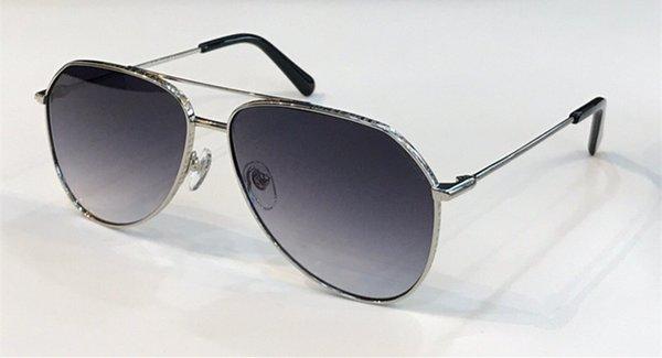 silver grey lens