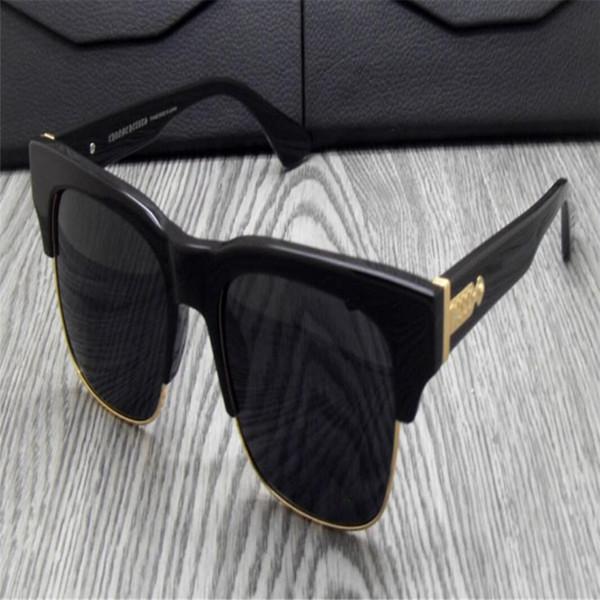 PLYMOTON Moda de Alta Qualidade Acetato Unisex Aro Completo Óculos de Proteção Óculos De Sol Condução Óculos de Sol Vermelho Preto UV400 Polarizada óculos de Sol