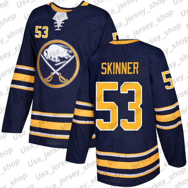 # 53 Jeff Skinner / Navy