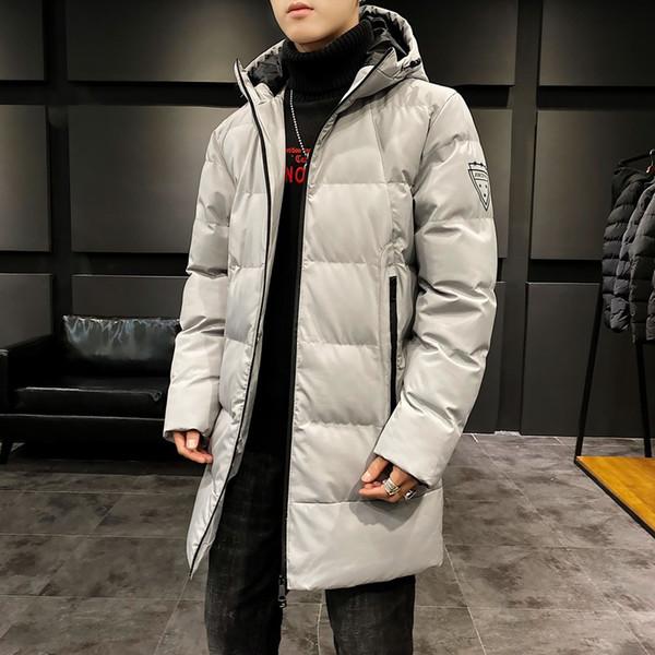 Erkekler Kadınlar Tasarımcı açık Ceket Windproof sıcak Coat Hoodie Uzun kış Spor Marka WINDBREAKER Erkek Giyim Artı boyutu aşağı ceket MY1969