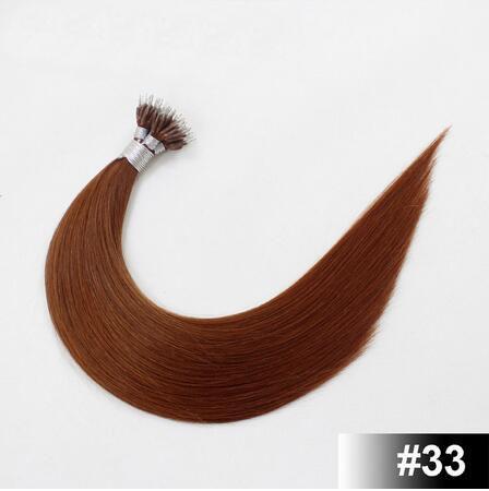 # 33 Dunkel Auburn Brown