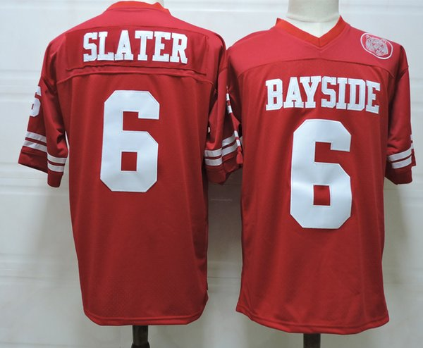 6 AC Slater Red