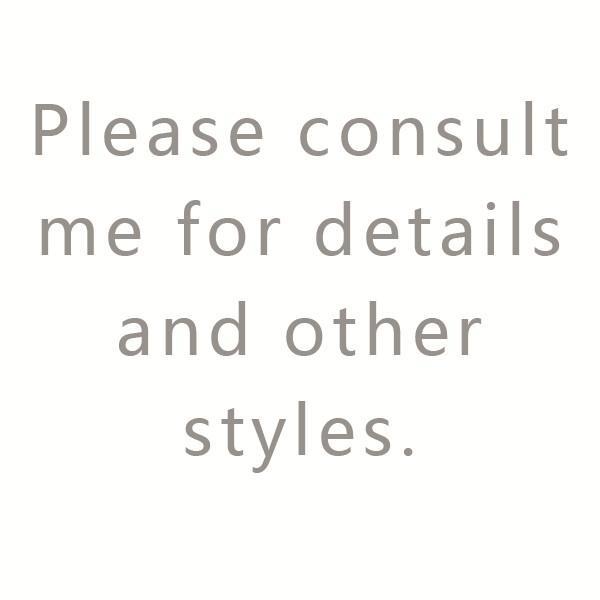 Bitte kontaktieren Sie mich für andere Stile.