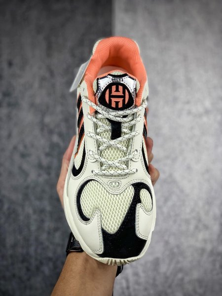 2019 high quality Yung-1 MVP Harden exclusive men and women sports shoes running shoes basketball shoes euro 36-45