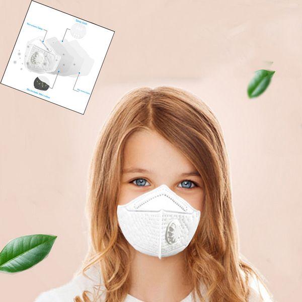 maschera anti virus bambini