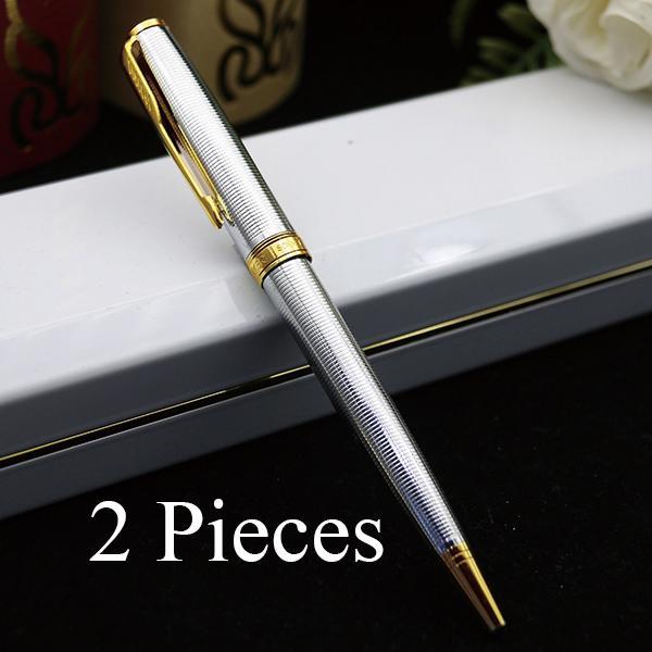 2 قطعة باركر pen- الأزرق عبوة number4