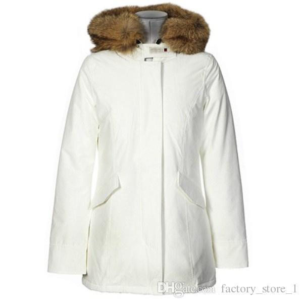 Damen DHL Parkas Artie Gänsedaunen Outwear Woolrich Damen 90Outdoor Großhandel Damen Parka Schneller Versand Winter Thick Warme Coat Daunenjacke WEDH9IbYe2