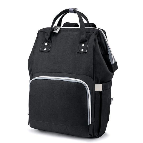 Realer Women Backpack Multifunctional Travel Backpack Large Capacity Baby Bag For Mom Carry Care Bags Designer Nursing Bag Y19051502