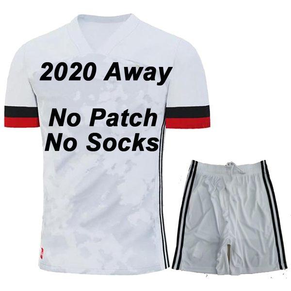 Away Adult Suit No Socks