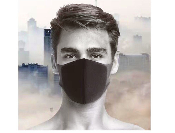 ROMIX RH08 Anti-Dust Cotton Mouth Face Mask Unisex Man Woman Cycling Wearing Black Fashion High quality Free Shipping