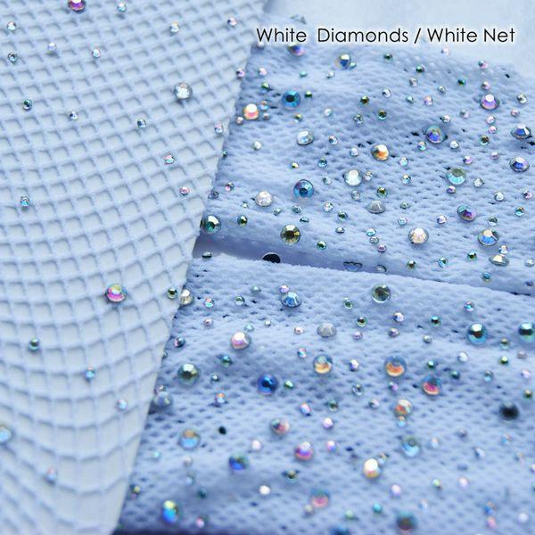 Beyaz Pırlantalı Beyaz