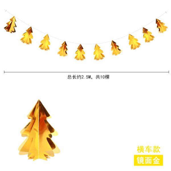 Altın Glitter Stil A