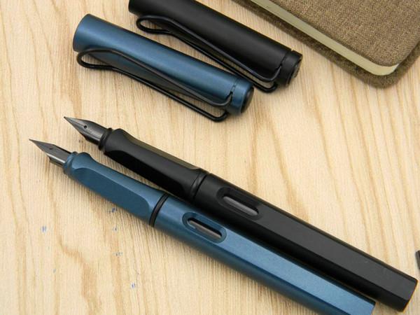 NEW Matte GREEN Classic design plastic fashion EF Matte Black gift Fountain Pen USEFUL