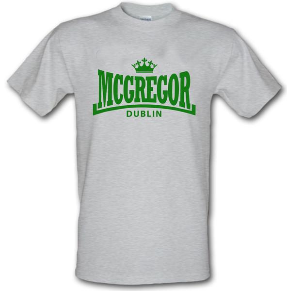 Конор Макгрегор UFC бокс легенда Мэйвезер тяжелый хлопок футболки Размеры S-XXLFunny бесплатная доставка мужская повседневная футболка топ