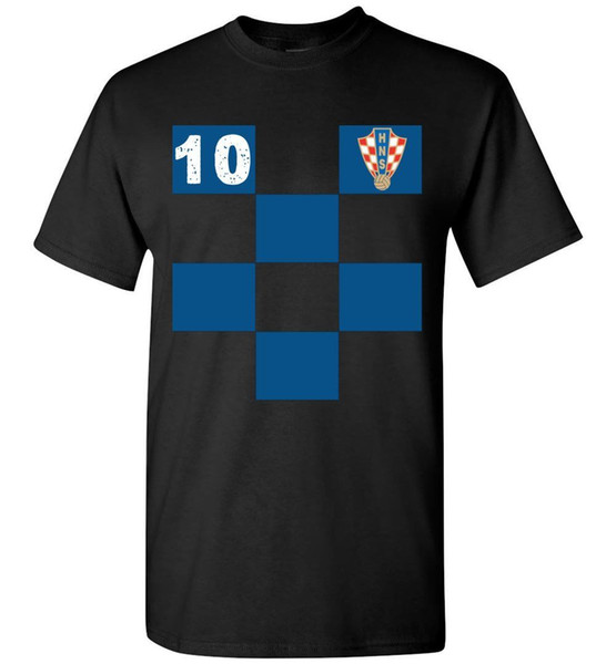 Croatia World Soccer Shirt , Proud Croatian Football Shirt Short Sleeve Plus Size Discount Hot New Top Free Shipping T-shirt