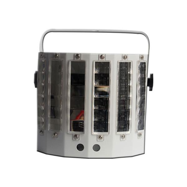 18 W LED Disco Party Luz Do Laser DMX 512 ativado por Voz Controle Automático LEVOU Projetor DJ Casa Luzes de Iluminação de Palco KTV