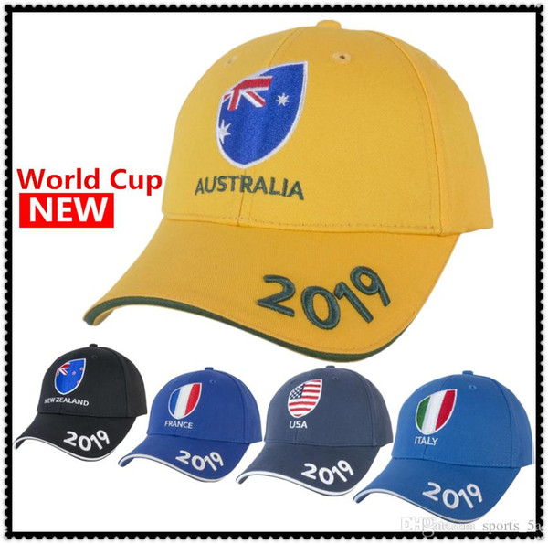2019 Japan World Cup AUSTRALIA RUGBY SUPPORTER CAP Australia national team cap