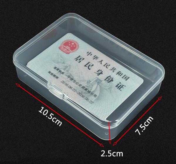Großhandel Visitenkarten Aufbewahrungsbox Spielkartenboxen Muster Display Box Transparenter Kunststoff Von Yf20150307 0 91 Auf De Dhgate Com