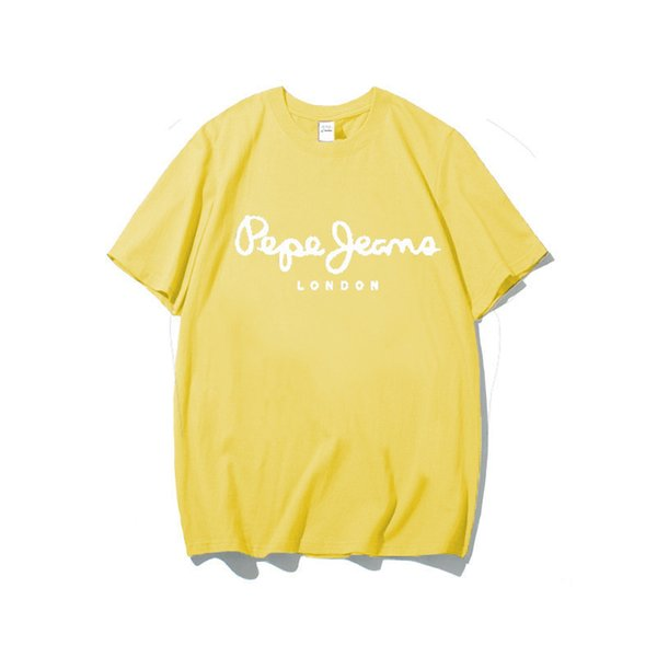 Желтый и белый узор
