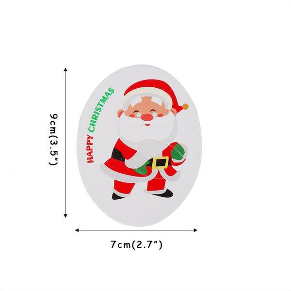 50p Santa claus C