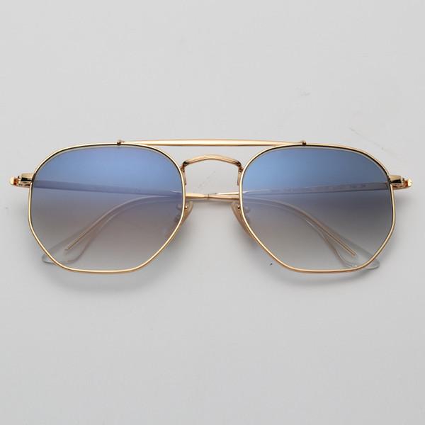 001 / 3F azul oro-gradiente