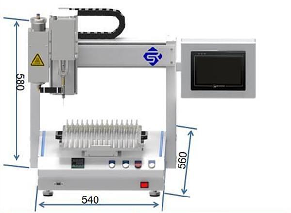 Kartuş vape kalem Pod yağ dolum makinası Buharlaştırıcı Kalem Dolgu için 1.0 ml / 0.8 ml / 0.6 ml / 0.5 ml / 0.4 ml / 0.3 ml