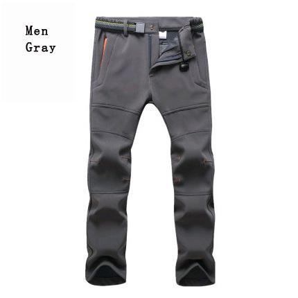 men gray