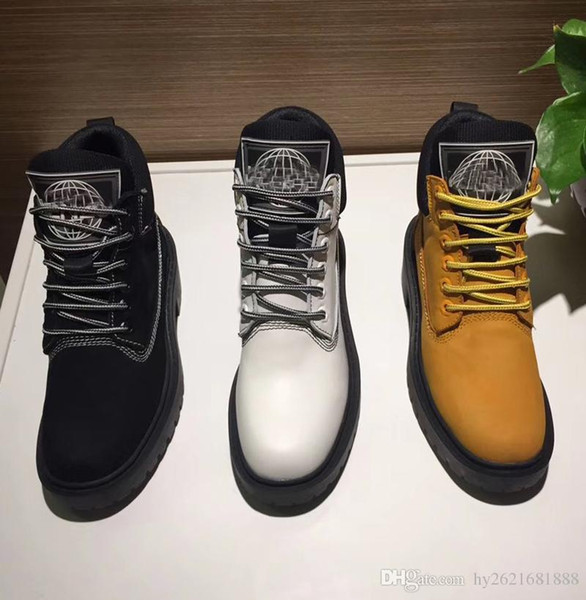 New ladies boots fashion leather casual shoes very good quality fine workmanship wearing very comfortable wild brand shoes