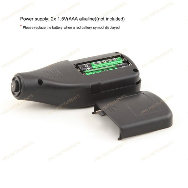 CM8806FN Car Body Tester Detailing Tool Auto Coating Thickness Gauge Car Paint meter 50mil 1250um Tester
