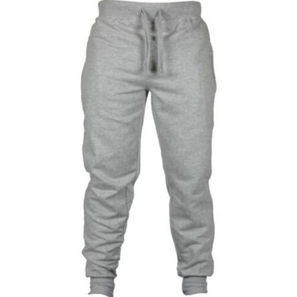 2019 nouvelle mode sarouel pantalons de survêtement hommes pantalons Jogger pantalons Chinos joggeurs maigres livraison gratuite en gros