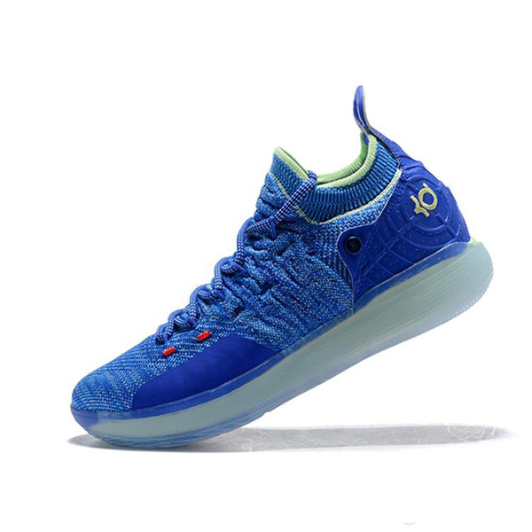 KD11s sports Shoes Kevin Durant 11 Zoom Mens Athletic Off Shoes New White Luxury KD EP Elite Low Sport Women Sneakers free shipping