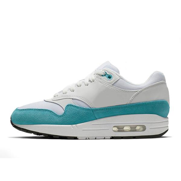 36-45 White Turquoise