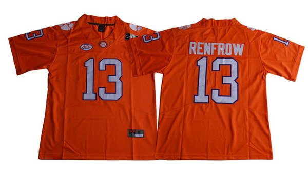 # 13 renfrow orange