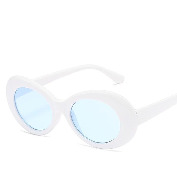 Blanco / Azul
