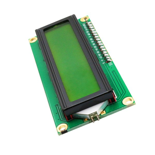 IIC / I2C 1602 LCD Ekran Modülü Arduino için Yeşil Ekran