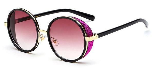 Colore delle lenti: rosa rosa