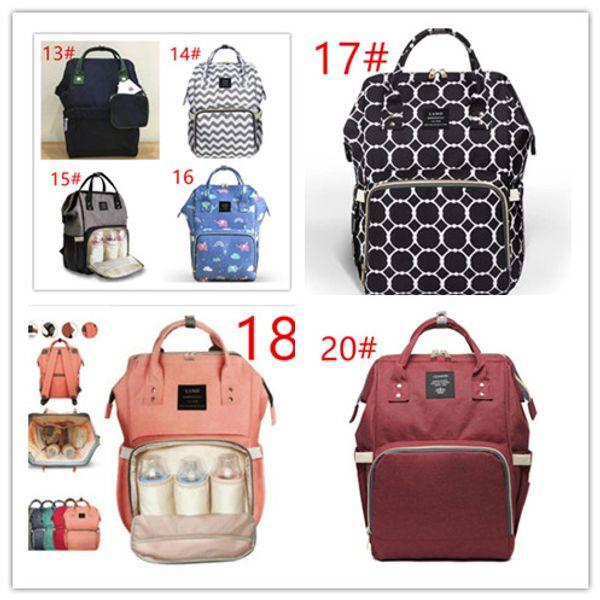Земельный участок 26 цветов мама рюкзак пеленки сумки матери по беременности и родам пеленки рюкзак большого объема открытый дорожные сумки организатор розничная MPB01DHL