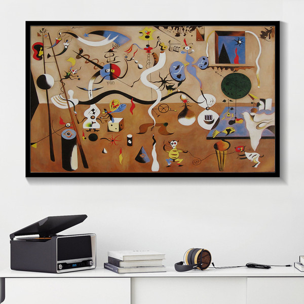 Picasso Famous Abstract Oil Painting Wall Art Home Decoration Canvas Painting Wall Pictures For Living Room 191002