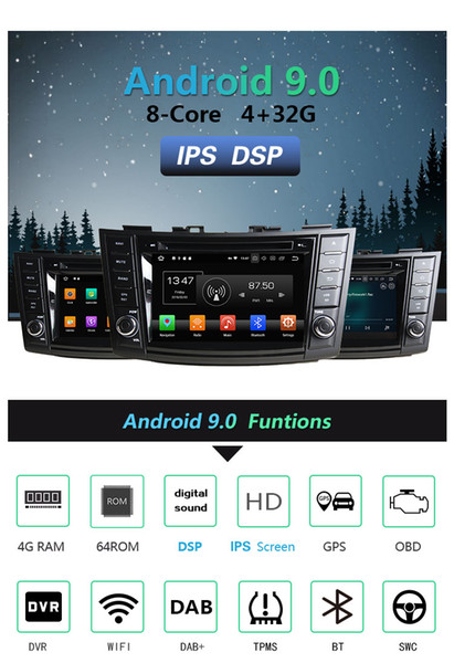 best selling Donot sell Sold separately external accessories for K series car radio player OBD Digital TV TPMS Camera DVR DAB+