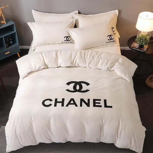 Bedding Sets Fashion King Queen Size Bedding Sets Bed Sheets 4pcs Comforter Cover Luxury Bed Comforters Sets Warm 0054