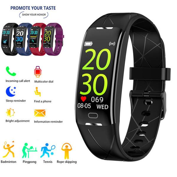 Z21 Artı Akıllı Bant IP68 Su Geçirmez Renkli Ekran Çok Egzersiz Modu Smartphone Için 24 Saat İK Monitör Uzun Bekleme Akıllı Izle