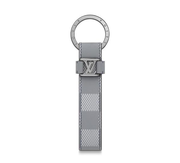 M64182 DRAGONNE KEYCHAIN Schlüsselanhänger und mehr Lederarmbänder Chromatischer Taschenanhänger und Schlüsselanhänger Schals Gürtel