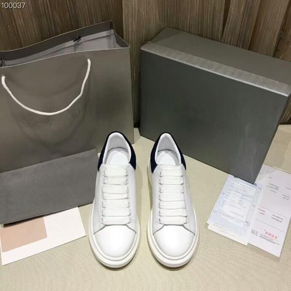 Banda Dama Confort Zapato de vestir informal Zapatillas de deporte para  hombre Zapatos de cuero casuales Diseñador Para mujer Rastro de senderismo  ... 70337ce1d040