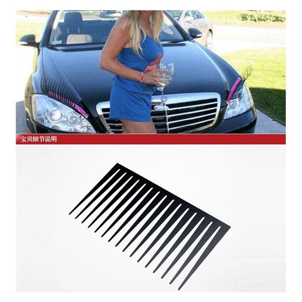 car light Eyelashes stickers for mini cooper, for smart fortwo, vw Beetles accessories