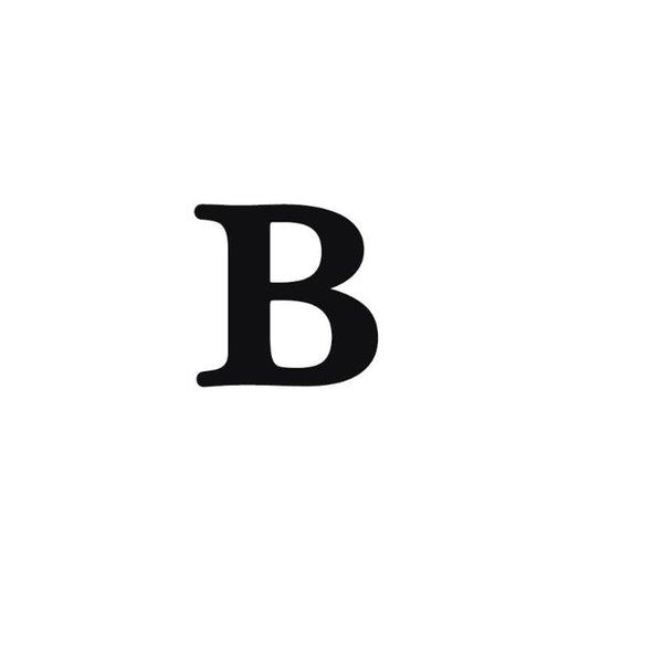 B cor prata