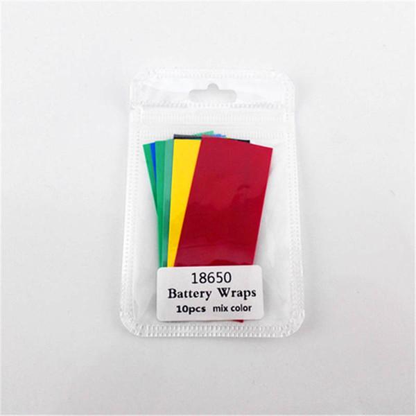 Mélanger les couleurs 10pcs / lot