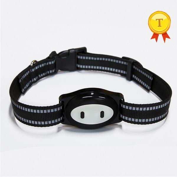 Intelligente impermeabile IP67 Mini Pet GPS AGPS LBS inseguimento inseguitore collare per il cane SMS Posizionamento Geo-Recinto dispositivo Traccia GPS Locator