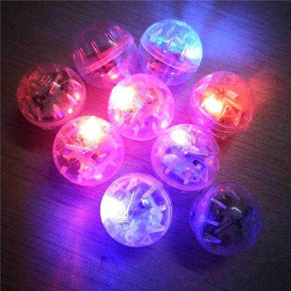 Vibrationsblitzspielwarenzusätze / leuchtender Blitzballzusatz / pädagogisches Spielwarentechnologie-Modell zerteilt Babyspielwaren für Kinder