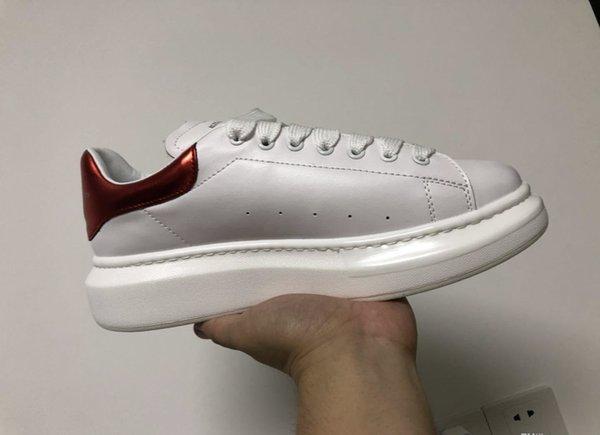 dark red heel