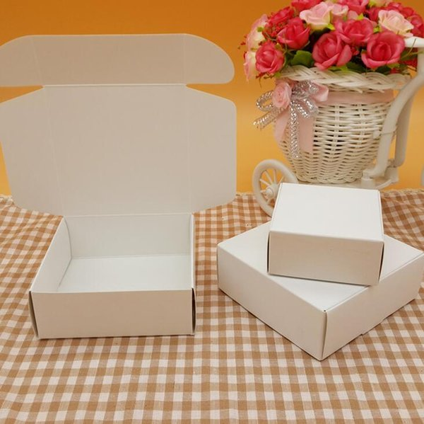 Branco 4x4x2.5cm